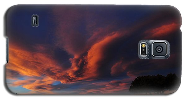 Sunset Plains Galaxy S5 Case