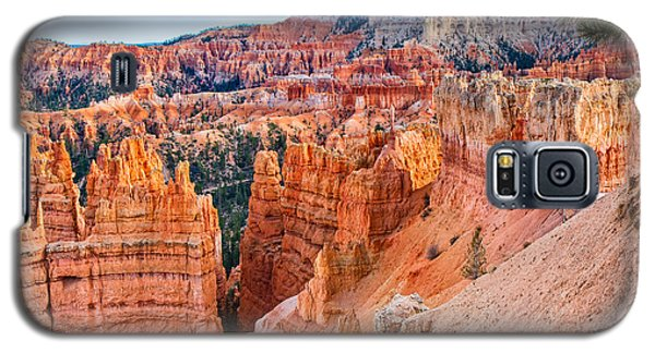 Galaxy S5 Case featuring the photograph Sunset Point Tableau by John M Bailey