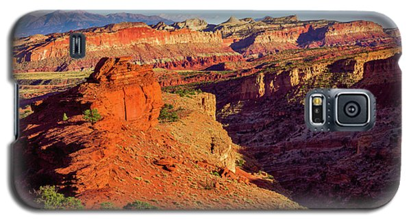 Sunset Point View Galaxy S5 Case