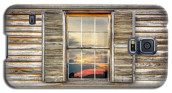 Sunset Reflection Galaxy S5 Case