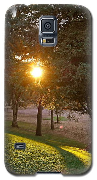 Sunset Retreat Galaxy S5 Case