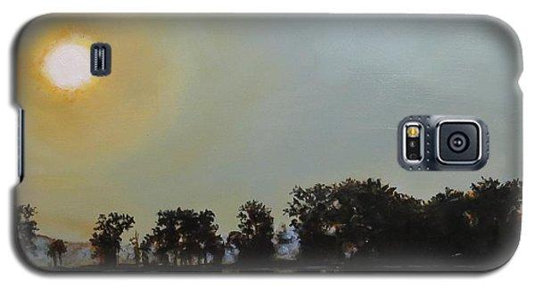 Sunset Ride Galaxy S5 Case