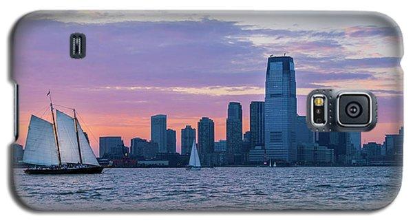 Sunset Sail - Hudson River Galaxy S5 Case