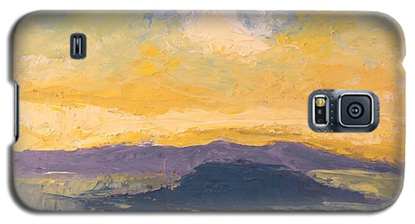 Sunset San Francisco Bay Galaxy S5 Case
