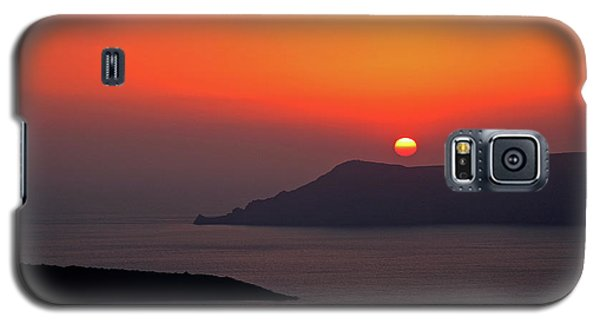 Sunset - Santorini, Greece Galaxy S5 Case
