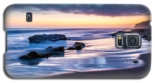 Sunset Shine Galaxy S5 Case