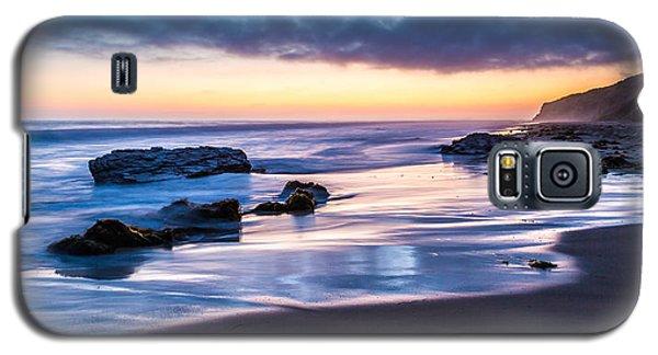 Sunset Shine Galaxy S5 Case
