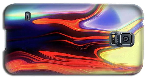 Sunset Sky Galaxy S5 Case