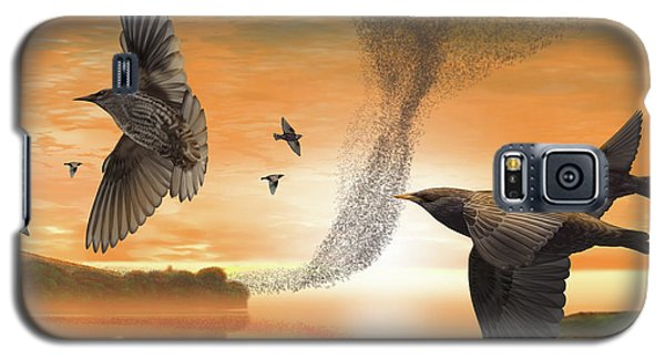 Murmuration Galaxy S5 Case