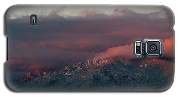 Sunset Storm On The Sangre De Cristos Galaxy S5 Case