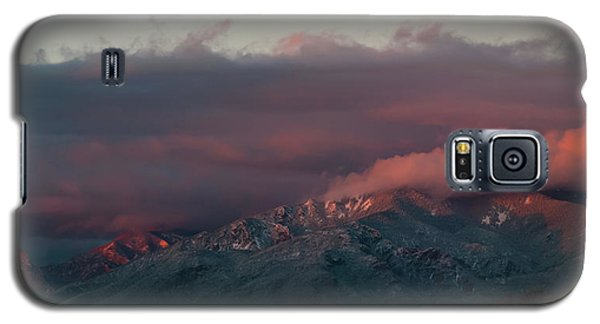 Sunset Storm On The Sangre De Cristos Galaxy S5 Case