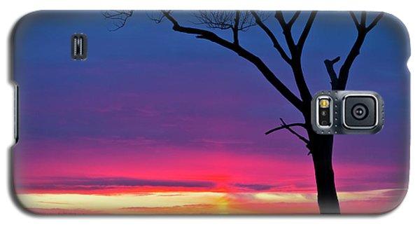 Sunset Sundog  Galaxy S5 Case