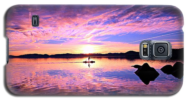Sunset Supper Galaxy S5 Case