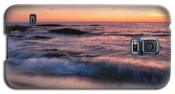Sunset Surf Galaxy S5 Case