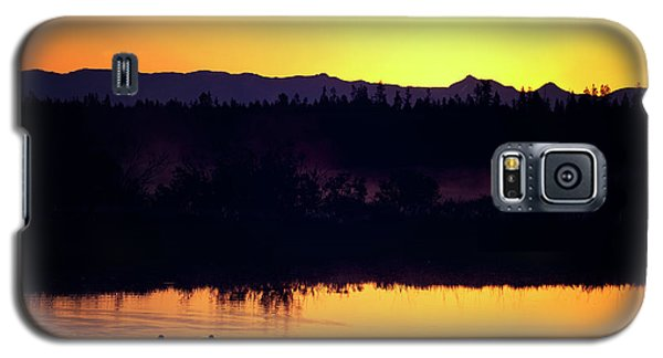 Sunset Swim Galaxy S5 Case
