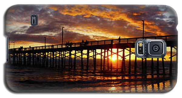 Sunset  Galaxy S5 Case by Thanh Thuy Nguyen