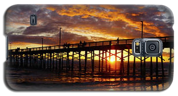 Galaxy S5 Case featuring the photograph Sunset  by Thanh Thuy Nguyen