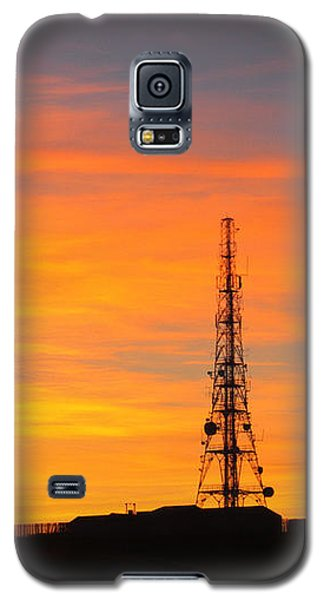 Sunset Tower Galaxy S5 Case