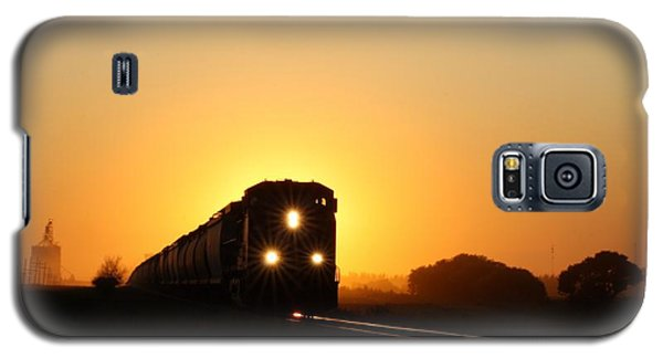 Sunset Express Galaxy S5 Case