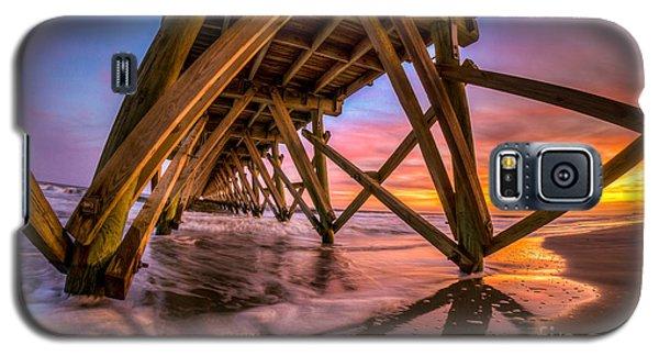 Sunset Under The Pier Galaxy S5 Case