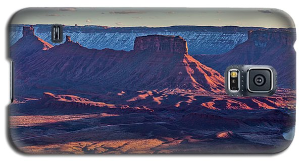Sunset View From Omg Point Galaxy S5 Case