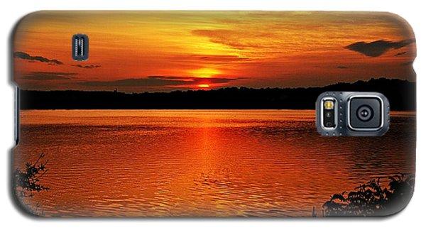 Sunset Xxiii Galaxy S5 Case by Joe Faherty