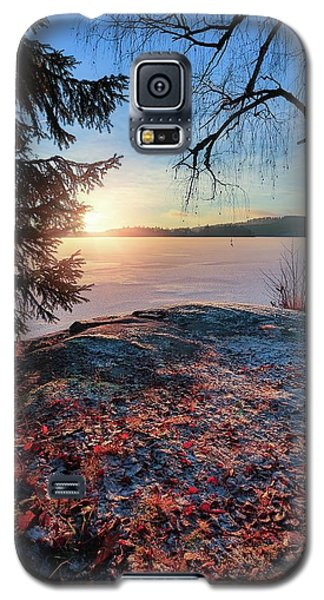 Sunsets Creates Magic Galaxy S5 Case by Rose-Marie Karlsen