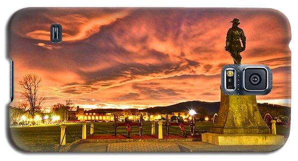 Sunset's Veil Galaxy S5 Case