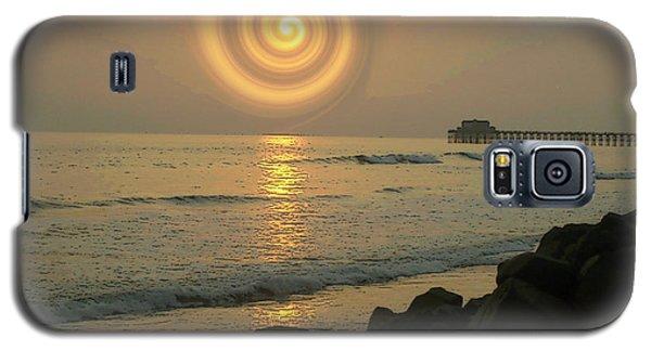 Sunsetswirl Galaxy S5 Case