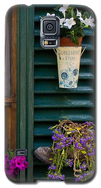 Sunshine A Stem Galaxy S5 Case