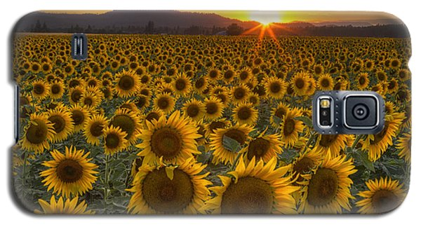 Sunshine And Happiness Galaxy S5 Case