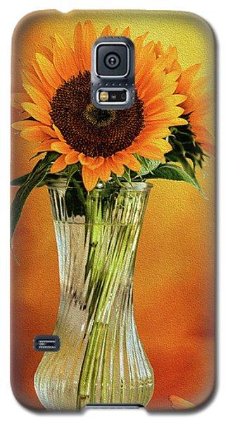 Sunshine In A Vase Galaxy S5 Case by Diane Schuster