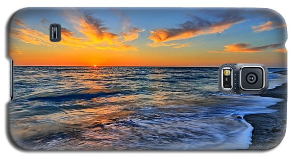 Galaxy S5 Case featuring the photograph Sunshine Skies by Scott Mahon