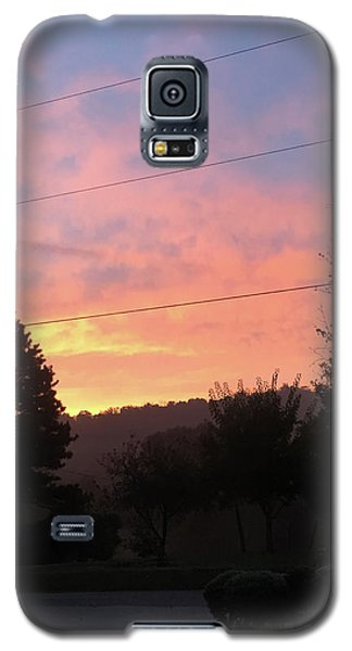 Sunshine Without The Fog Galaxy S5 Case