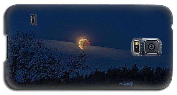 Super Blood Moon Galaxy S5 Case