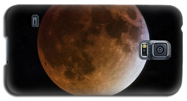 Super Blood Moon Lunar Eclipses Galaxy S5 Case