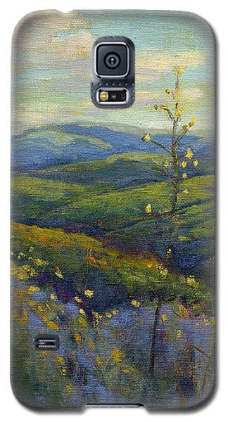 Super Bloom 4 Galaxy S5 Case