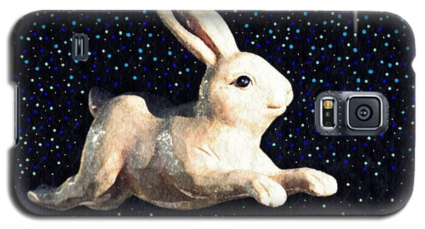 Super Bunny Galaxy S5 Case by Sarah Loft