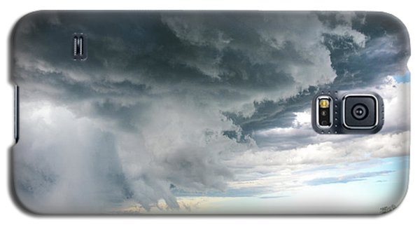 Super Cell Over Otter Tail County Galaxy S5 Case