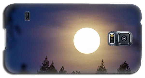 Super Full Moon Galaxy S5 Case