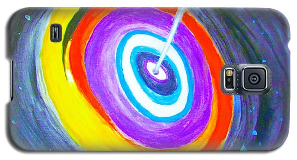 Super Massive Black Hole Impression Galaxy S5 Case