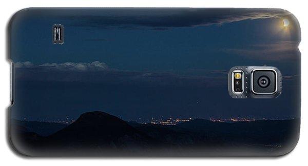 Super Moon Eclipse Galaxy S5 Case