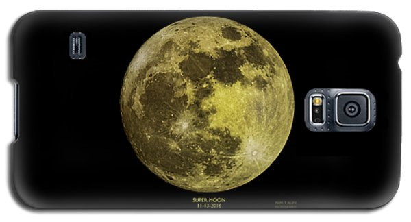 Super Moon Galaxy S5 Case
