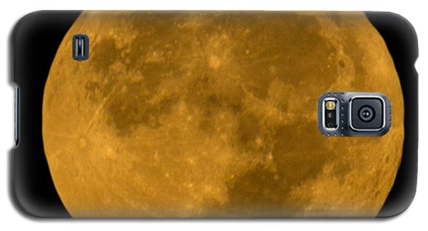 Super Moon Monday Galaxy S5 Case