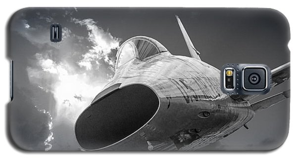 Super Sabre Rolling In On The Target Galaxy S5 Case