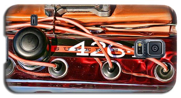 Super Stock Ss 426 IIi Hemi Motor Galaxy S5 Case by Gordon Dean II
