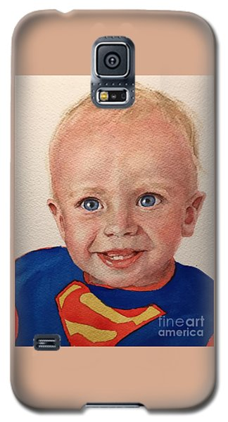 Superboy Galaxy S5 Case