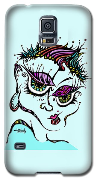 Superfly Galaxy S5 Case by Tanielle Childers