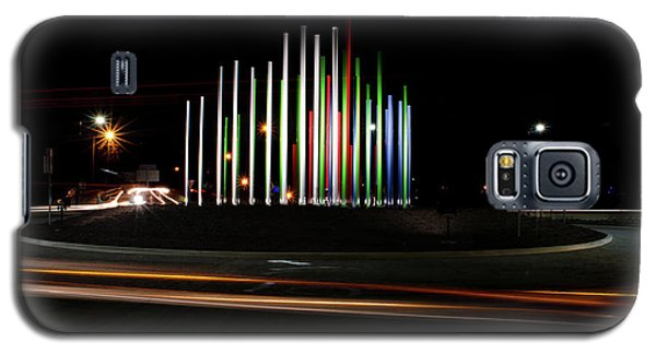 Superior Circle Art - Fort Wayne Indiana Galaxy S5 Case