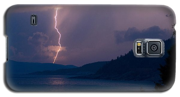 Superior Lightning     Galaxy S5 Case